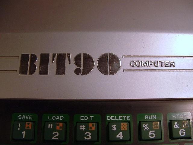 Bit Corporation Bit90 Logo