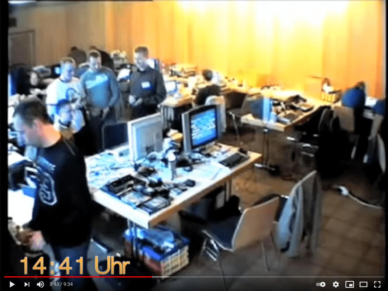 Screenshot 2021 06 01 HomeCon IV Zeitraffervideo YouTube