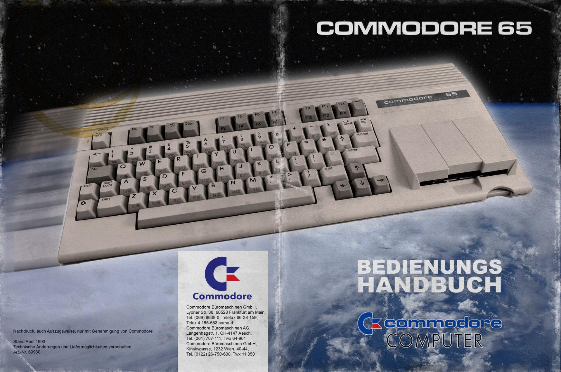 C65 Handbuch FHD