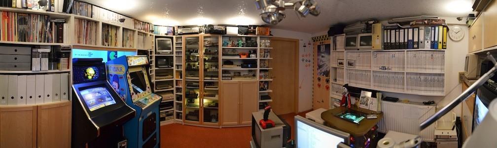 Arbeitszimmer Pano 1