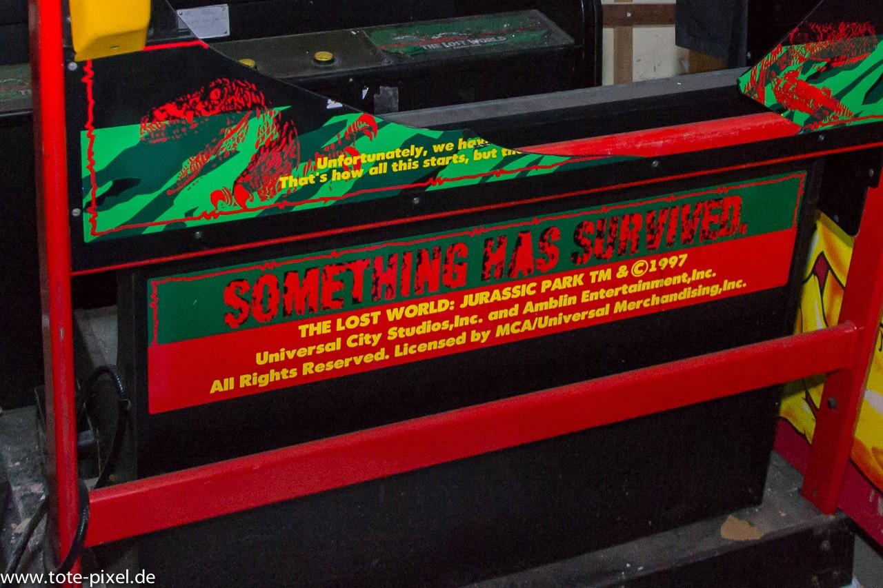 dino park arcade