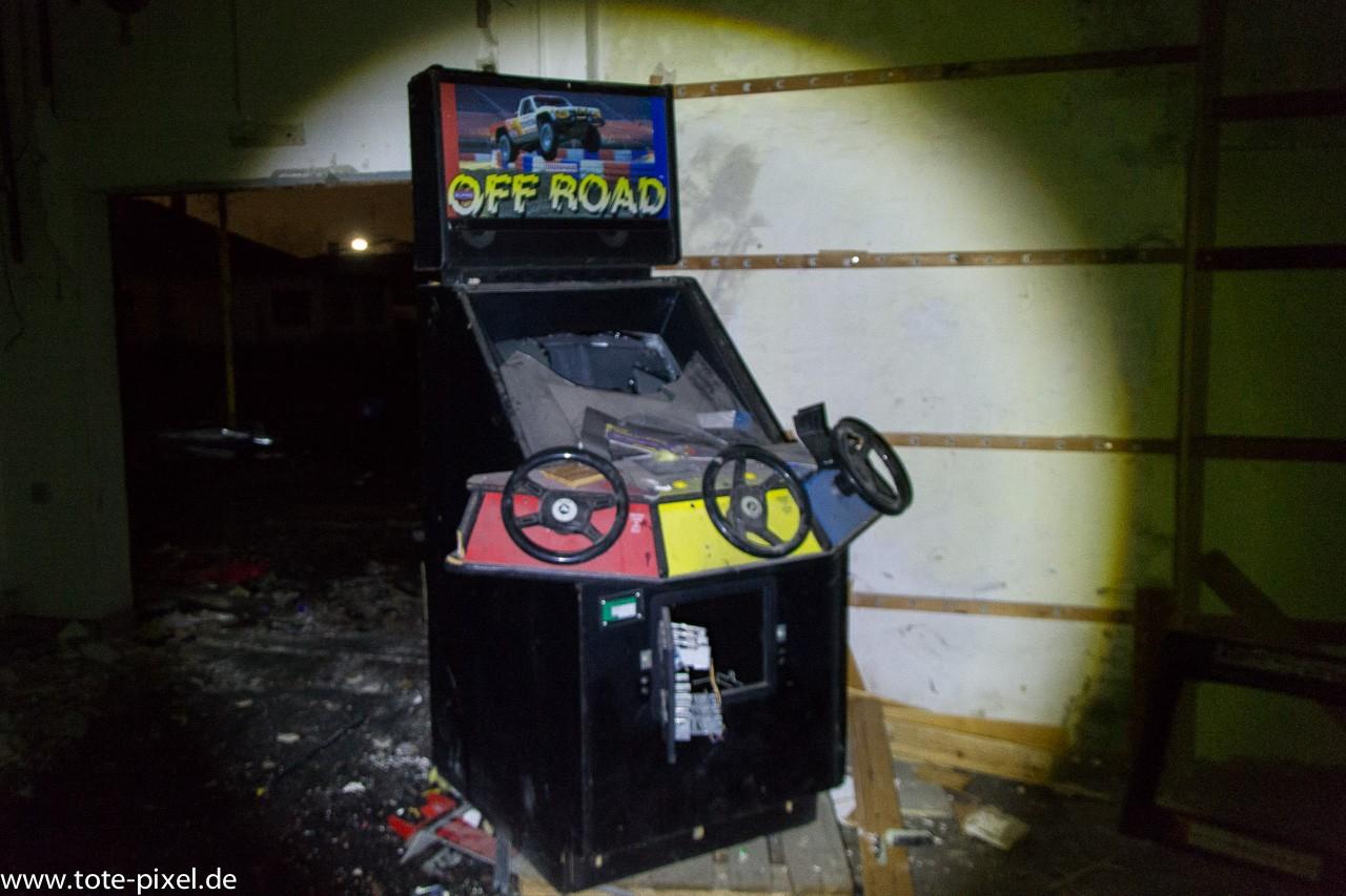 arcade off road