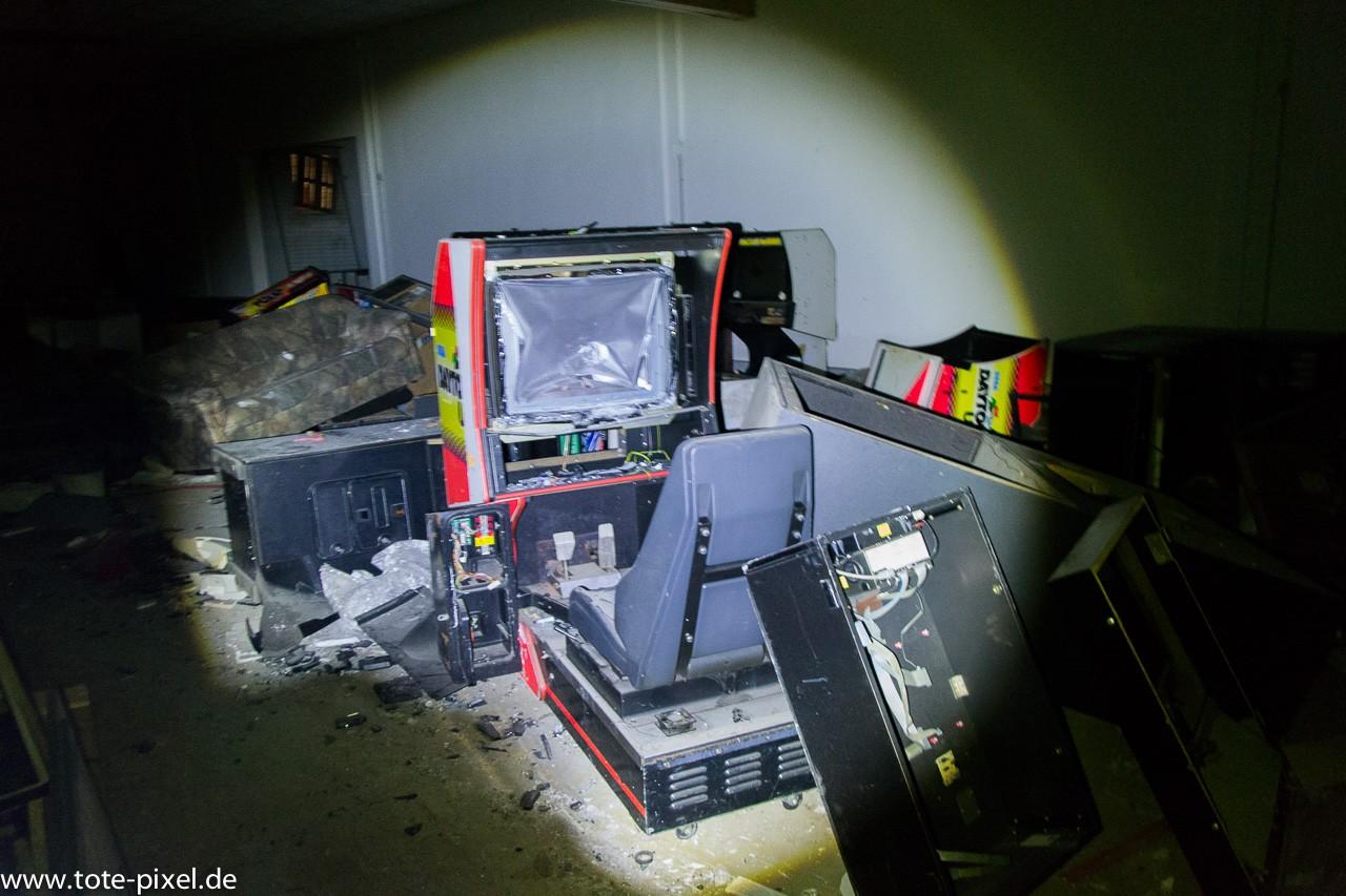 arcade autorennen