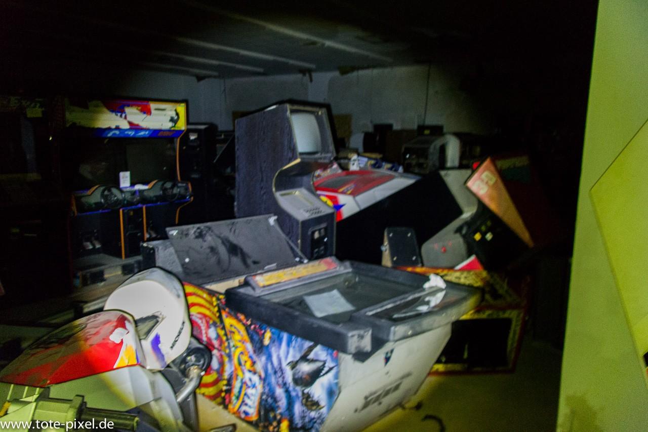 zerstörte automaten