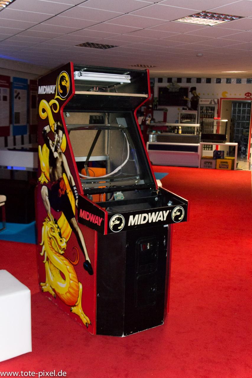 Arcade midway
