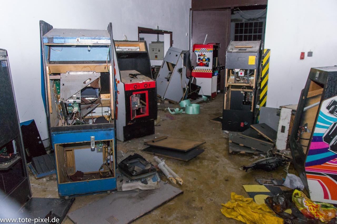 Arcadeautomaten