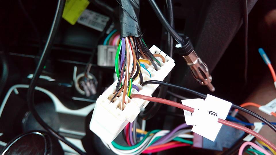 Rexton W ISO stecker radio