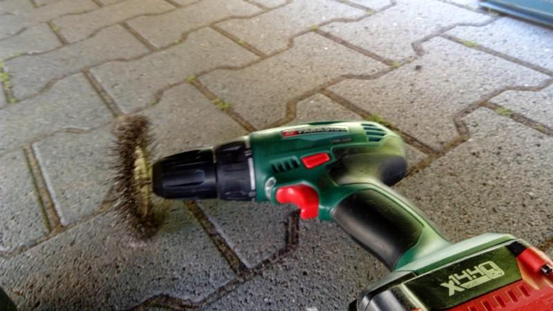 drahtbürstenaufsatz lidl akkuschrauber