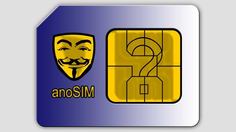 anonyme simkarte 1