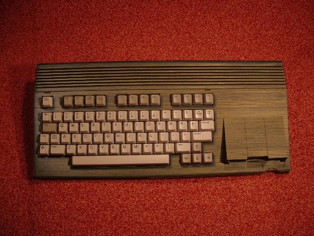 commodore c65