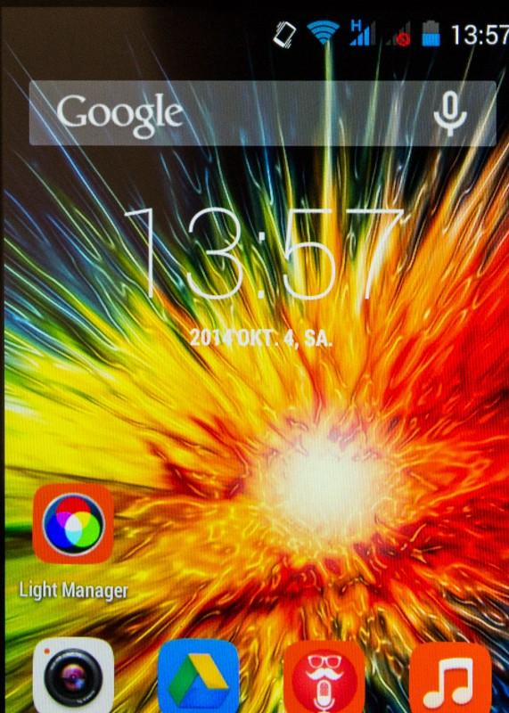 THL T6S display