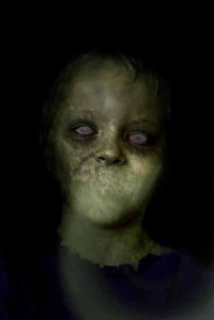 walking dead david zombie