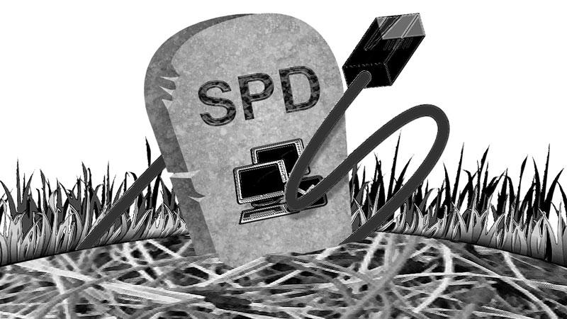 spd will sterben