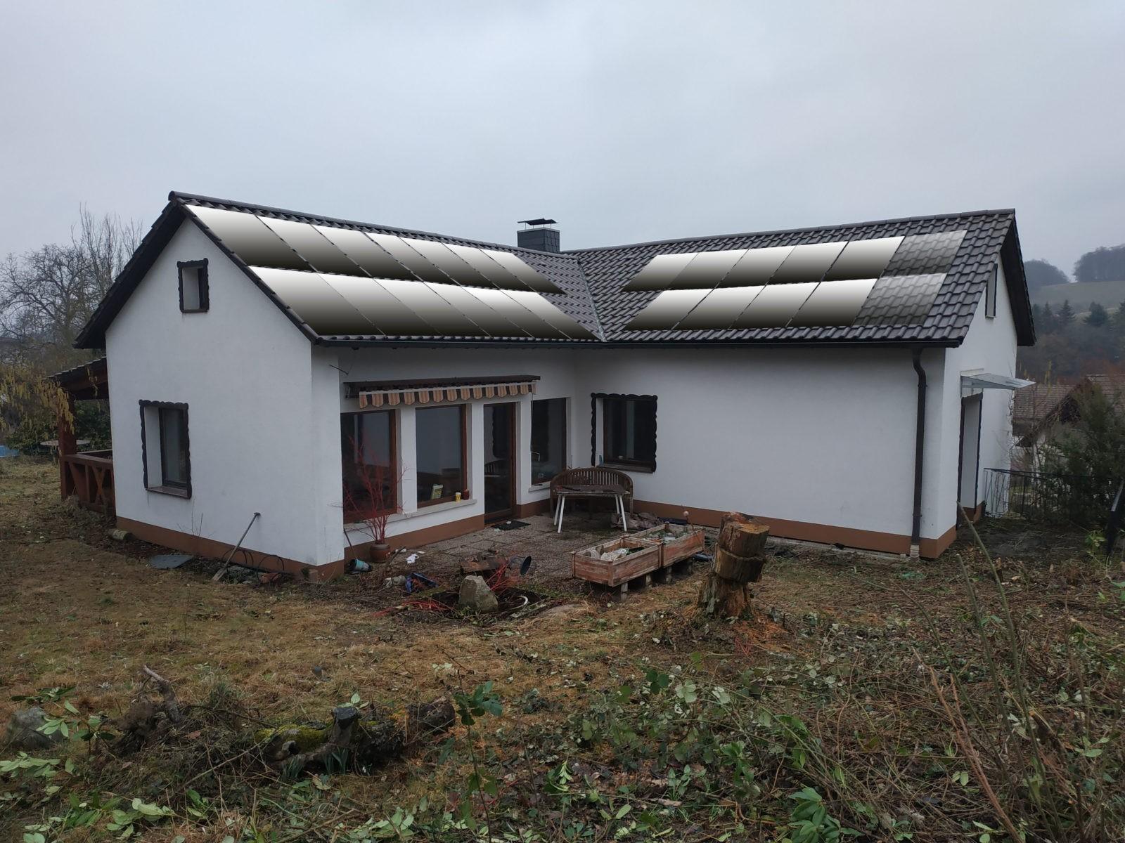 Gedanken zur Solaranlage