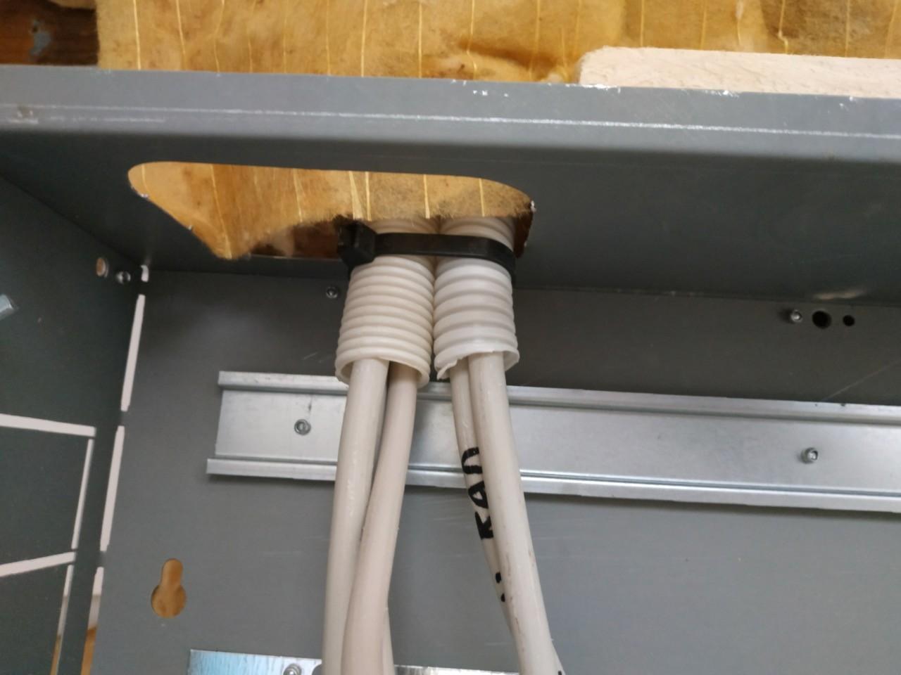 Heizkreisverteiler Dachgeschoß