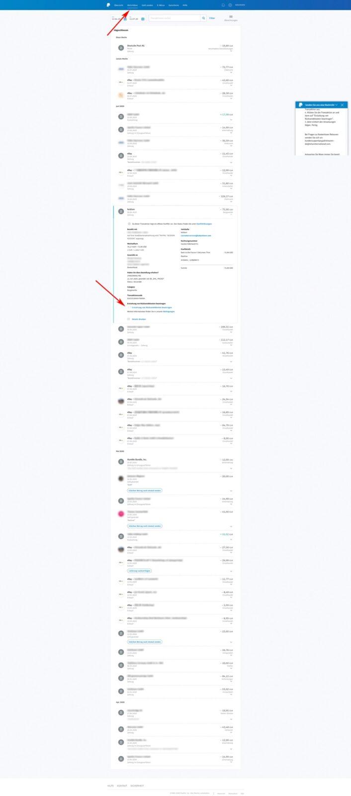 PayPalScreenshot 3