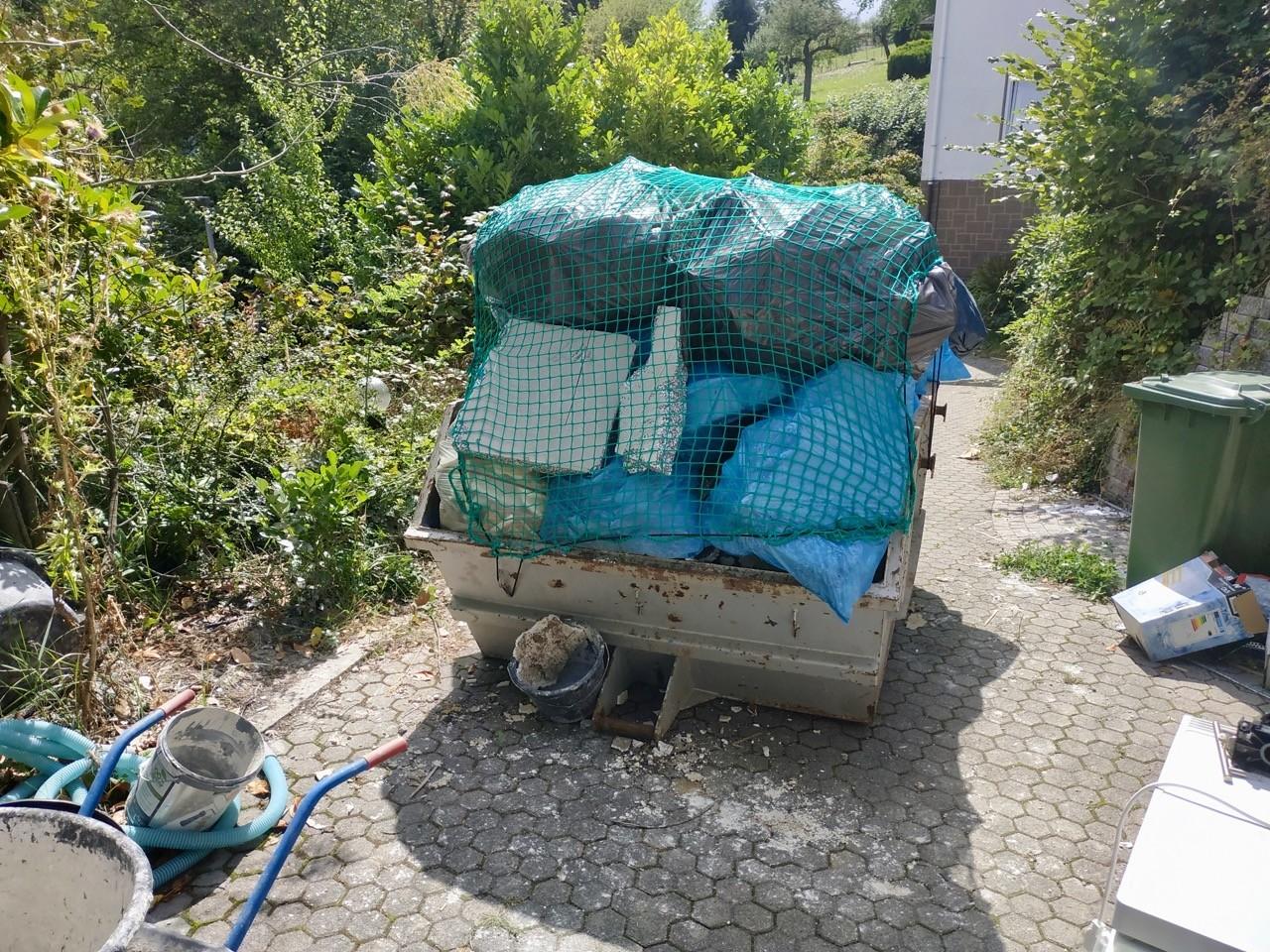 ladungssicherung container
