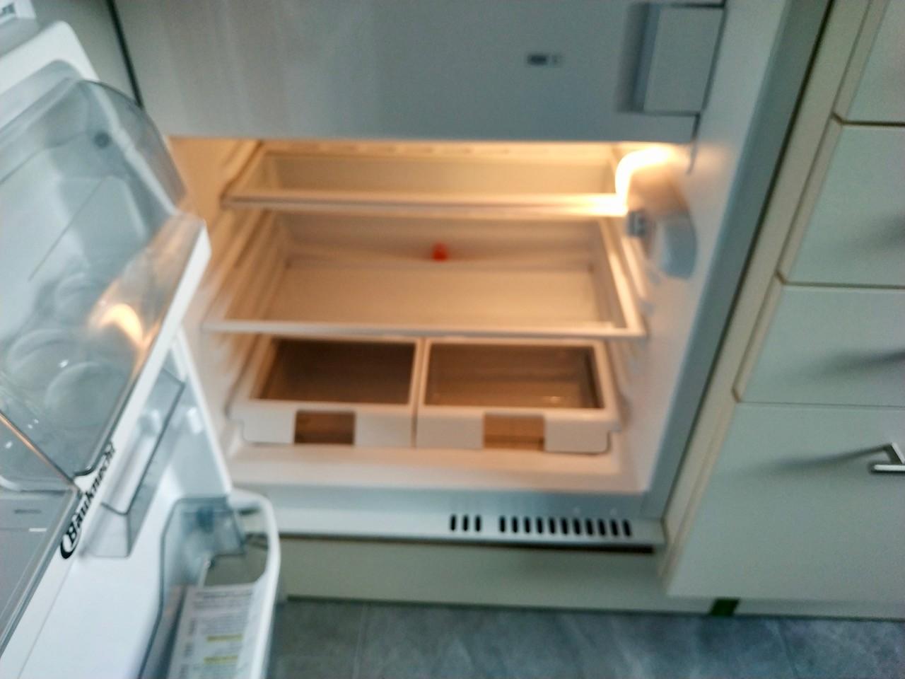 Küche Kühlschrank klein