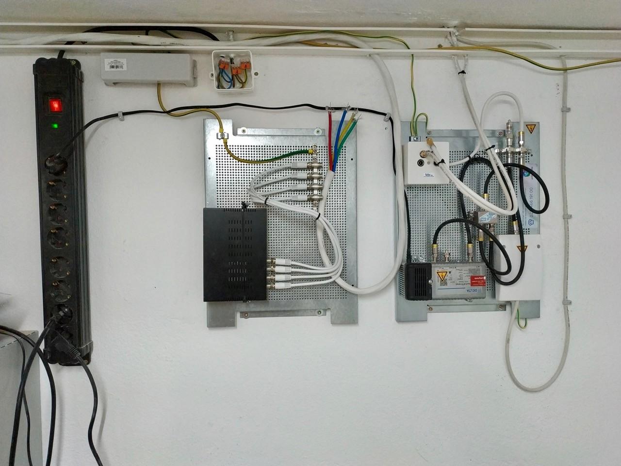 IT-Ecke sat-ip-receiver kabelanschluss