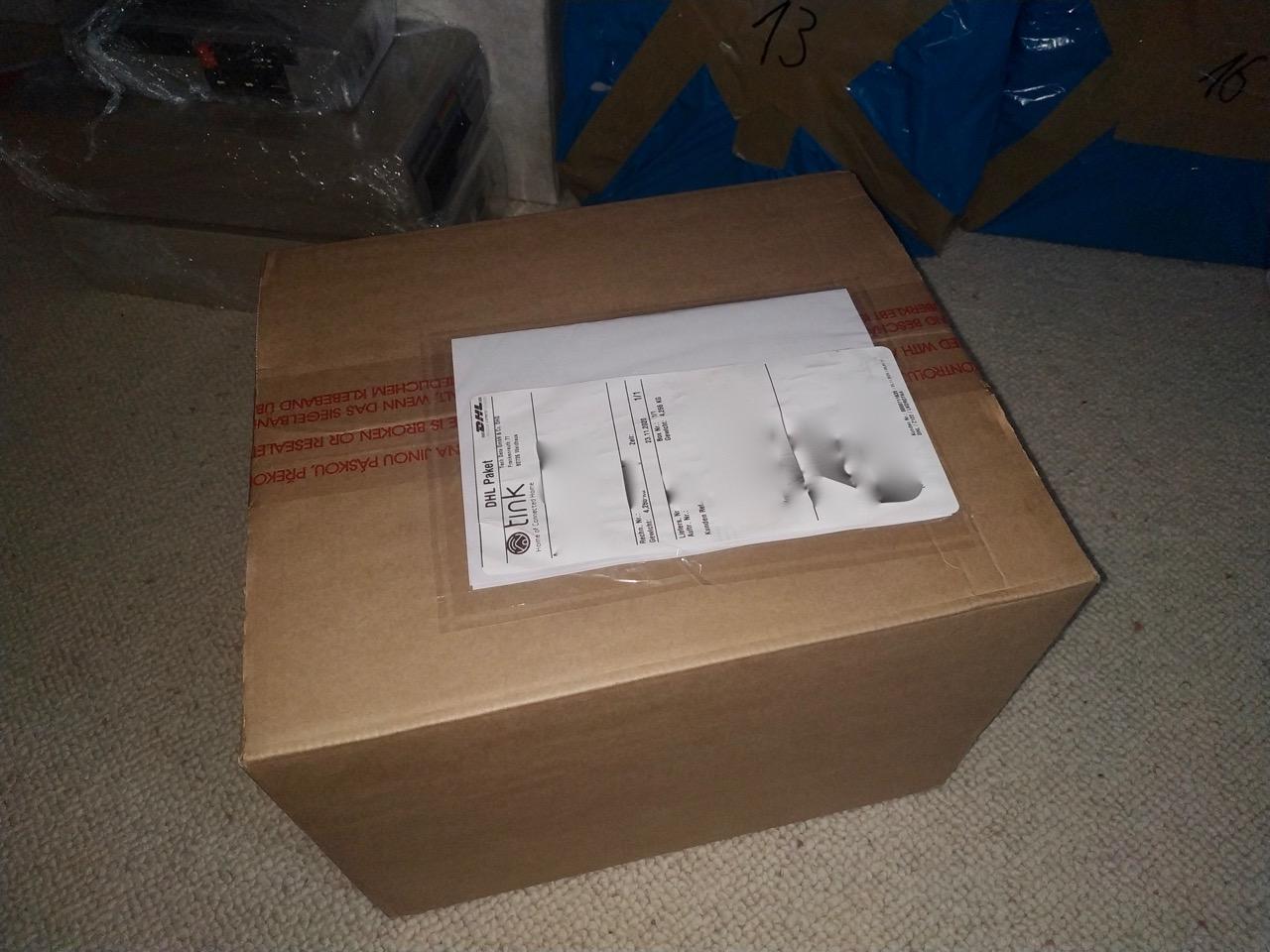 paket google home