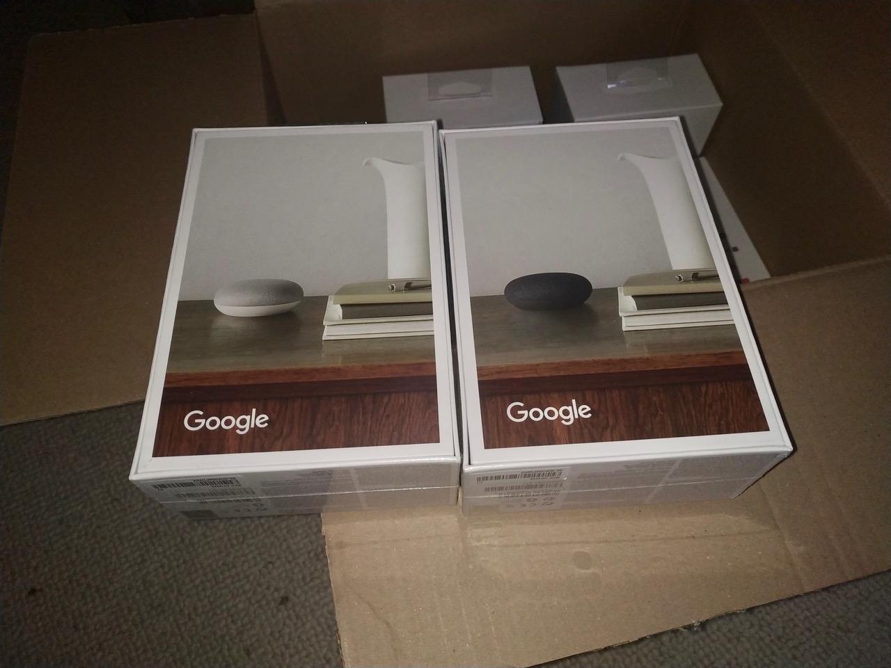 Google Nest Farben