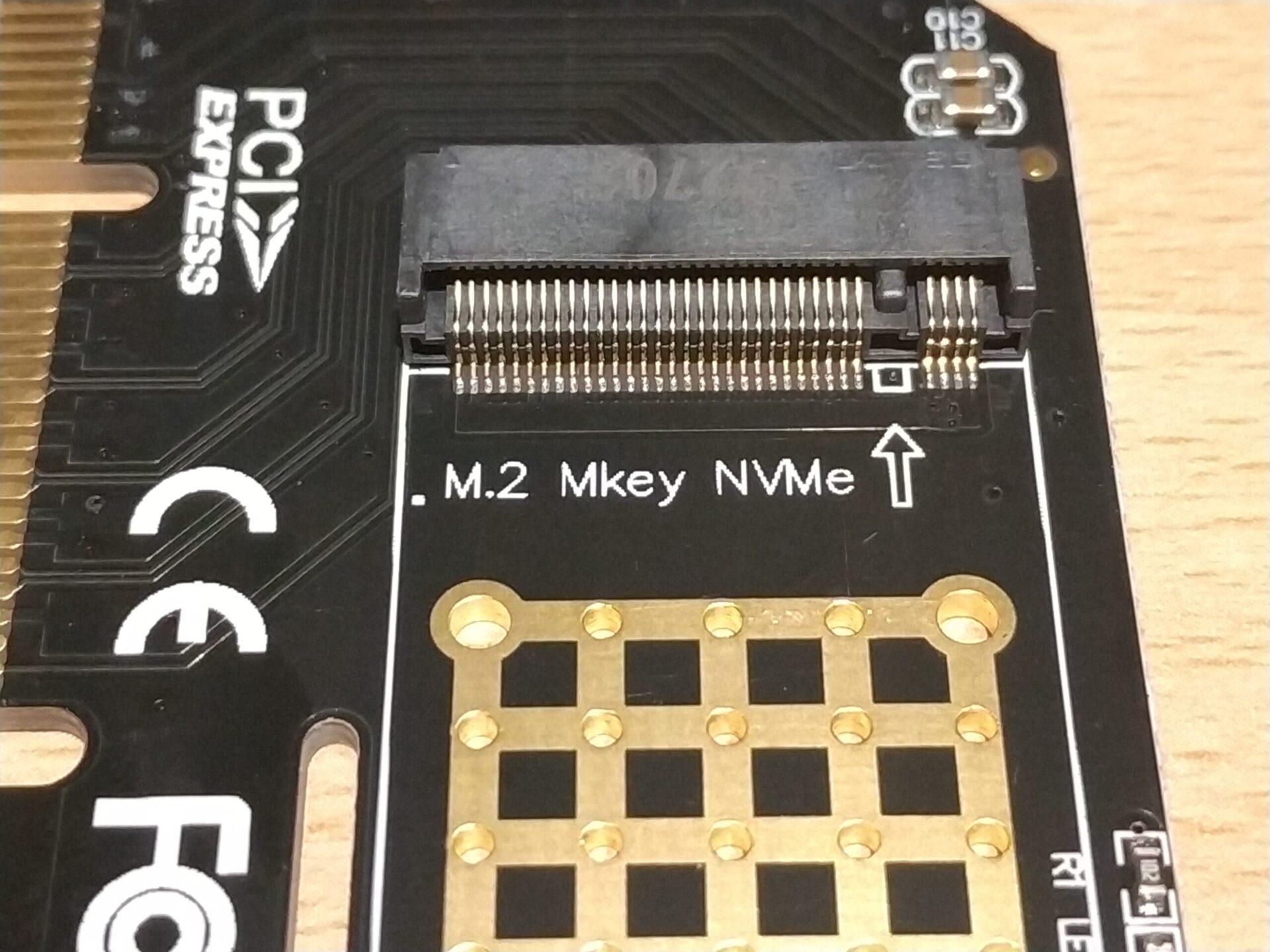 m.2 slot m-key