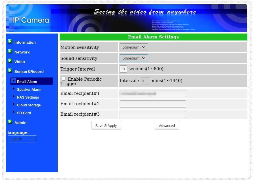 IC722z alarm 2