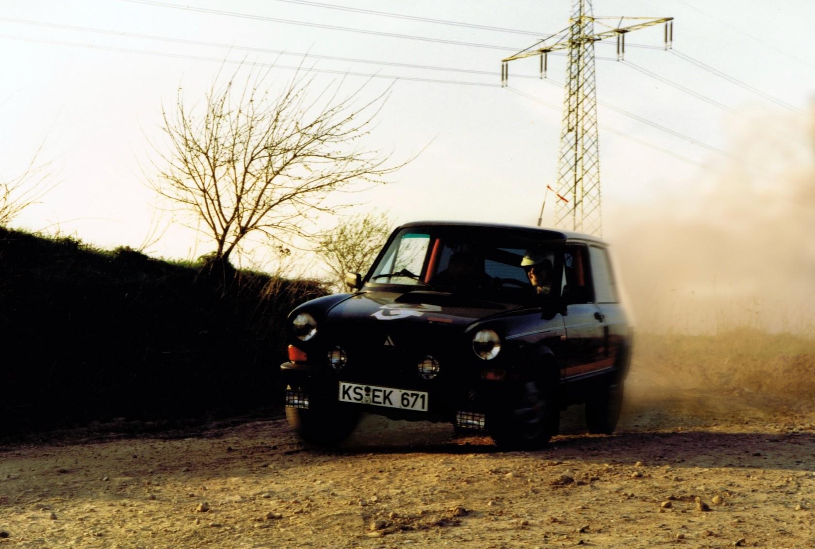 A112 Speed