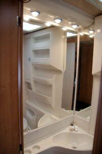 spiegel bad wohnwagen